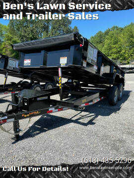 2021 Doolittle MD821416K for sale at Ben's Lawn Service and Trailer Sales in Benton IL