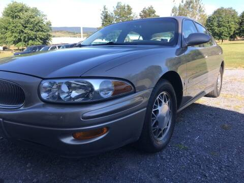 2002 Buick LeSabre for sale at CESSNA MOTORS INC in Bedford PA