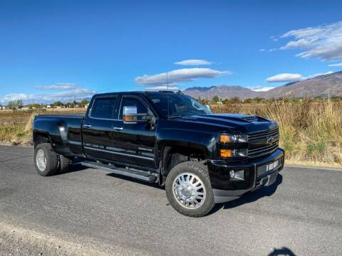 2018 Chevrolet Silverado 3500HD for sale at Hoskins Trucks in Bountiful UT