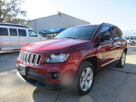 2016 Jeep Compass for sale at Quality Investments in Tyler TX