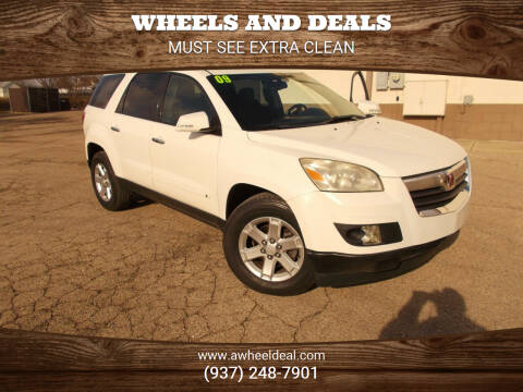 2009 Saturn Outlook for sale at Wheels and Deals in New Lebanon OH