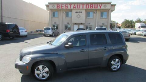 2008 Chevrolet HHR for sale at Best Auto Buy in Las Vegas NV