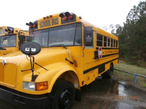 2002 International AmTran for sale at Global Bus Sales & Rentals in Alice TX