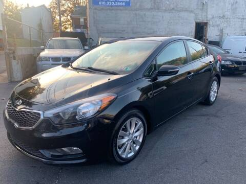2016 Kia Forte for sale at Amicars in Easton PA