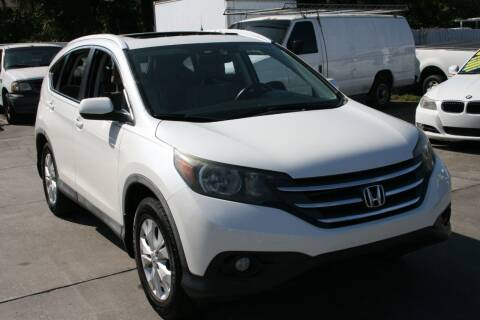 2012 Honda CR-V for sale at Mike's Trucks & Cars in Port Orange FL