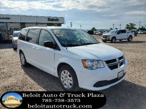 2018 Dodge Grand Caravan for sale at BELOIT AUTO & TRUCK PLAZA INC in Beloit KS