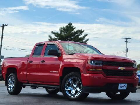 2016 Chevrolet Silverado 1500 for sale at BuyRight Auto in Greensburg IN