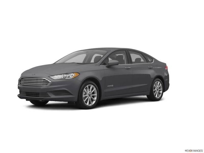 2017 Ford Fusion Hybrid for sale in Henryetta, OK