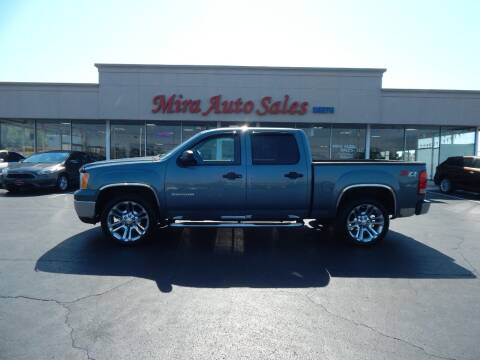 2011 GMC Sierra 1500 for sale at Mira Auto Sales in Dayton OH