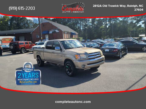 2004 Toyota Tundra for sale at Complete Auto Center , Inc in Raleigh NC