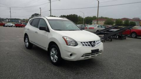 2015 Nissan Rogue Select for sale at Kelly & Kelly Supermarket of Cars in Fayetteville NC