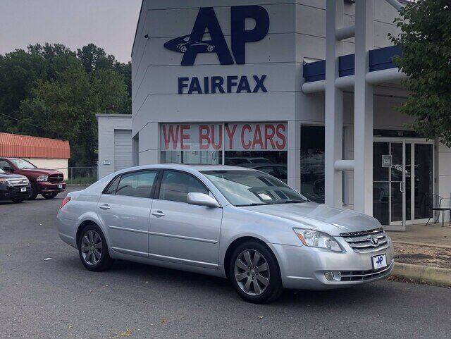 2007 Toyota Avalon for sale at AP Fairfax in Fairfax VA