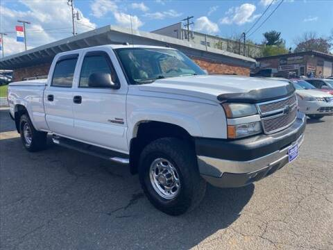 2005 Chevrolet Silverado 2500HD for sale at PARKWAY AUTO SALES OF BRISTOL - Roan Street Motors in Johnson City TN