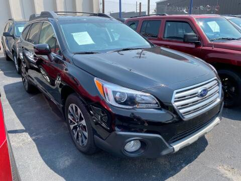 2017 Subaru Outback for sale at New Wave Auto Brokers & Sales in Denver CO