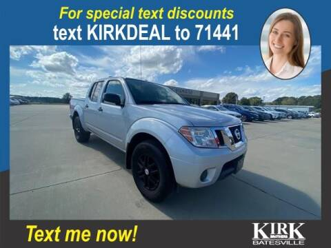 2018 Nissan Frontier for sale at Kirk Brothers Batesville in Batesville MS