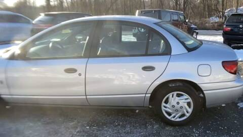 2002 Saturn S-Series for sale at Cj king of car loans/JJ's Best Auto Sales in Troy MI