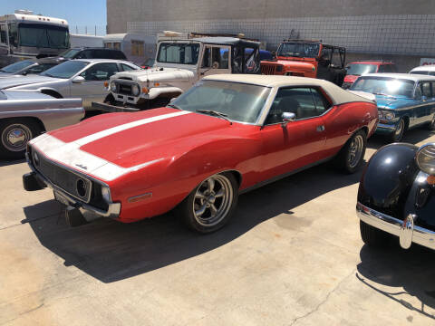 1974 AMC Javelin for sale at HIGH-LINE MOTOR SPORTS in Brea CA
