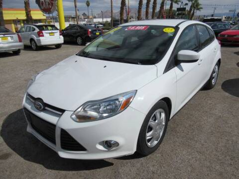 2012 Ford Focus for sale at Cars Direct Inc in Las Vegas NV