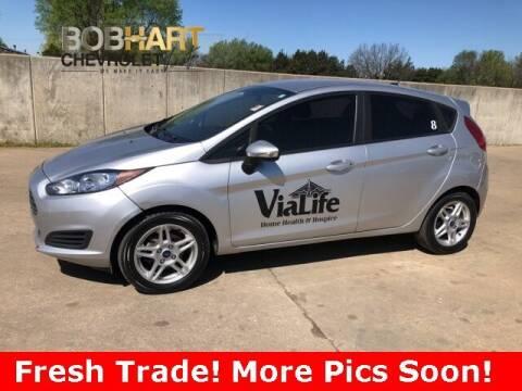 2017 Ford Fiesta for sale at BOB HART CHEVROLET in Vinita OK