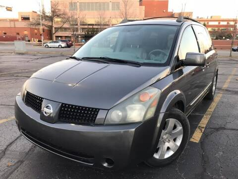 2005 Nissan Quest for sale at Your Car Source in Kenosha WI