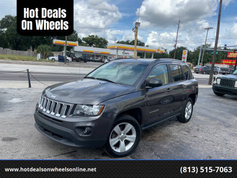 2017 Jeep Compass for sale at Hot Deals On Wheels in Tampa FL