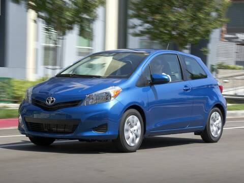 2014 Toyota Yaris for sale at Hi-Lo Auto Sales in Frederick MD