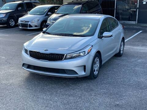 2017 Kia Forte for sale at GREAT DEAL AUTO in Tampa FL