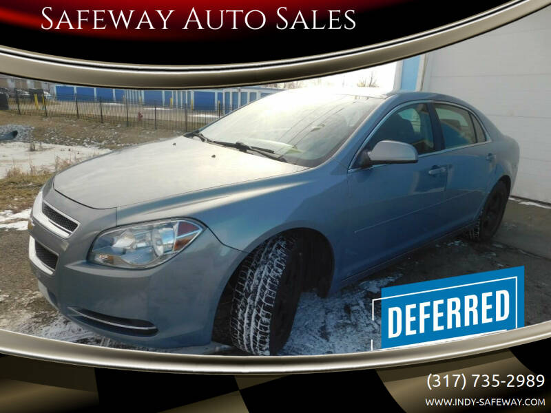 2009 Chevrolet Malibu for sale at Safeway Auto Sales in Indianapolis IN