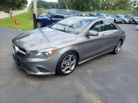 2014 Mercedes-Benz CLA for sale at GEORGIA AUTO DEALER, LLC in Buford GA