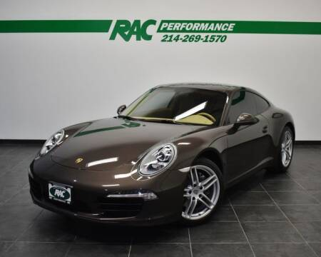 2013 Porsche 911 for sale at RAC Performance in Carrollton TX