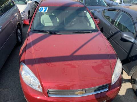 2007 Chevrolet Impala for sale at HW Used Car Sales LTD in Chicago IL