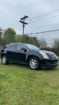 2013 Cadillac SRX for sale at CAPITOL AUTO SALES LLC in Baton Rouge LA