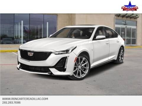 2020 Cadillac CT5 for sale at Ron Carter  Clear Lake Used Cars in Houston TX