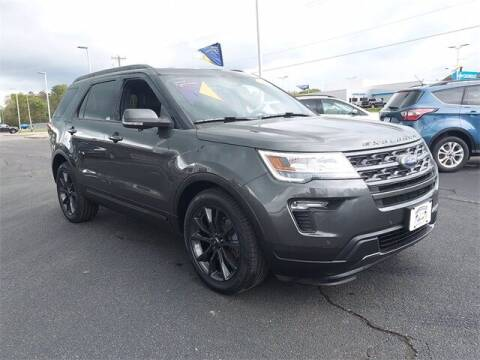 2018 Ford Explorer for sale at Gentilini Motors in Woodbine NJ