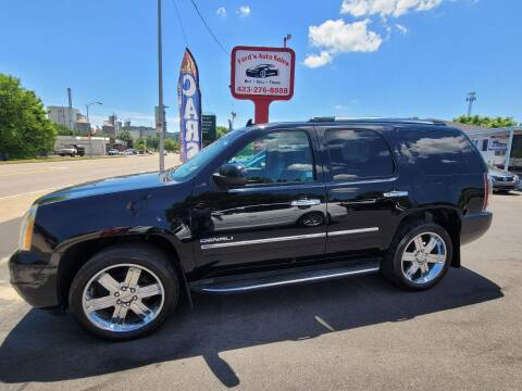 2011 GMC Yukon for sale at Ford's Auto Sales in Kingsport TN