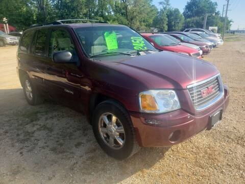 2003 GMC Envoy for sale at Northwoods Auto & Truck Sales in Machesney Park IL