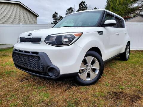 2015 Kia Soul for sale at Real Deals of Florence, LLC in Effingham SC