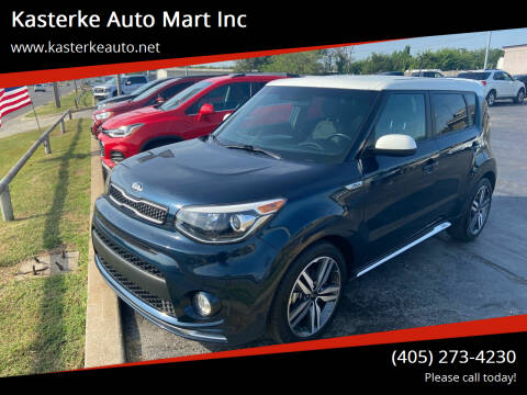 2018 Kia Soul for sale at Kasterke Auto Mart Inc in Shawnee OK