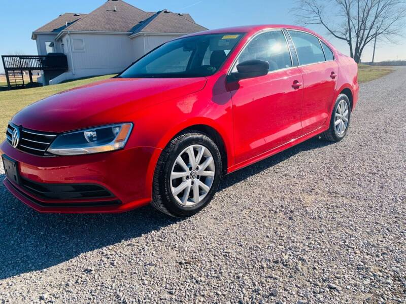 2015 Volkswagen Jetta for sale at Nice Cars in Pleasant Hill MO