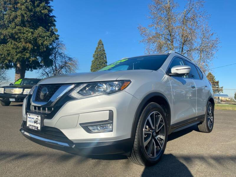 2020 Nissan Rogue for sale at Pacific Auto LLC in Woodburn OR