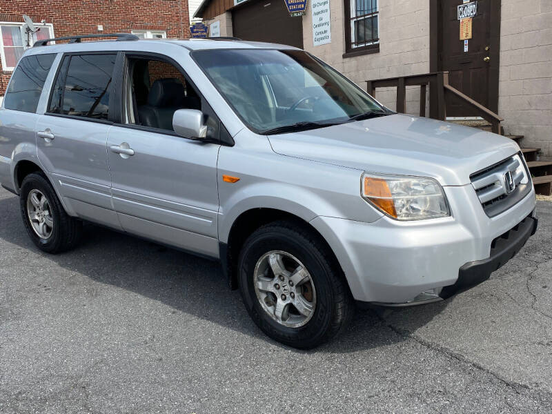 2007 Honda Pilot for sale at Centre City Imports Inc in Reading PA