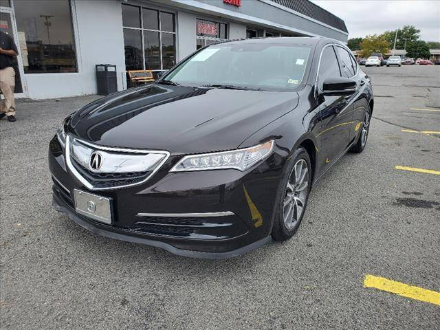 2015 Acura TLX for sale at Auto Connection in Manassas VA