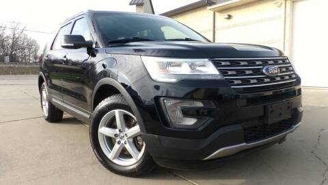 2017 Ford Explorer for sale at Prudential Auto Leasing in Hudson OH
