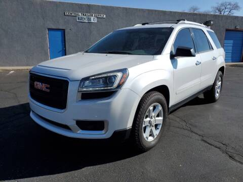 2016 GMC Acadia for sale at DPM Motorcars in Albuquerque NM