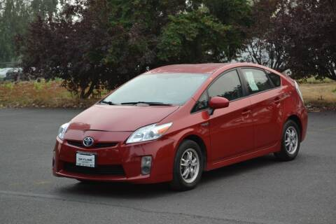 2010 Toyota Prius for sale at Skyline Motors Auto Sales in Tacoma WA
