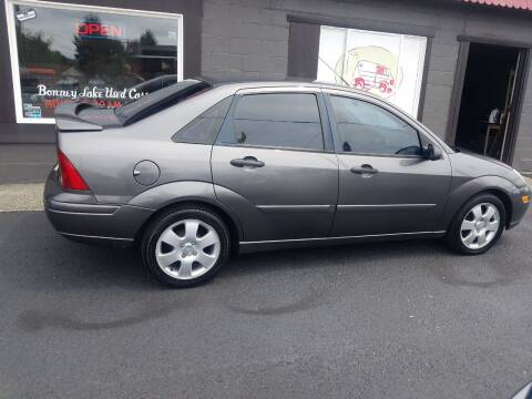 2002 Ford Focus for sale at Bonney Lake Used Cars in Puyallup WA