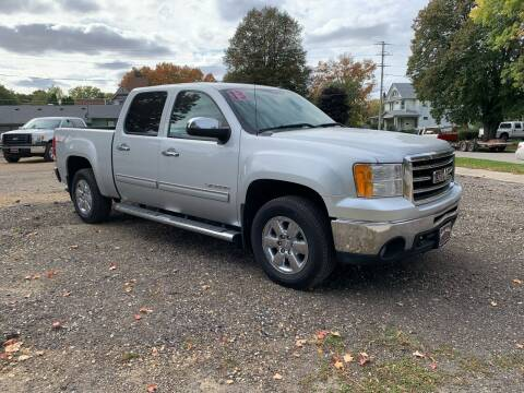 2013 GMC Sierra 1500 for sale at BROTHERS AUTO SALES in Hampton IA