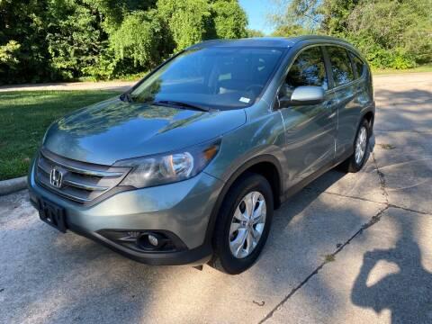 2012 Honda CR-V for sale at Sansone Cars in Lake Saint Louis MO