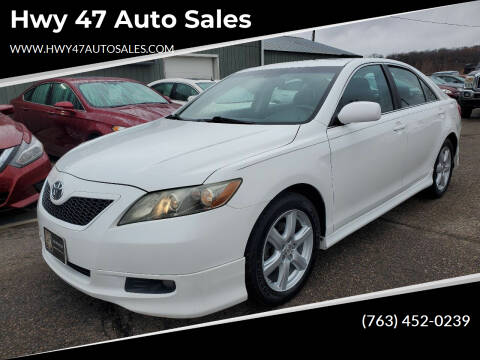 2008 Toyota Camry for sale at Hwy 47 Auto Sales in Saint Francis MN