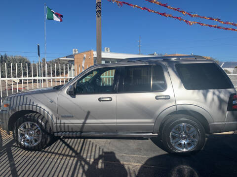 2008 Ford Explorer for sale at Robert B Gibson Auto Sales INC in Albuquerque NM